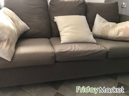 Three Seat Sofa IKEA Salmiya Kuwait