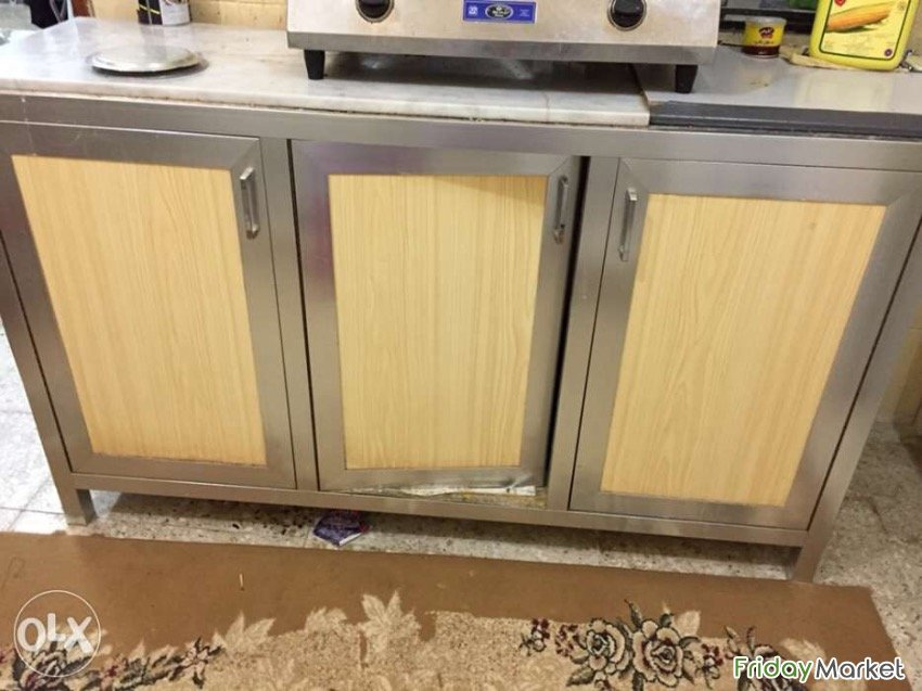 Kitchen cabinet in Kuwait - FridayMarket