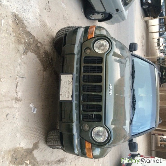 Jeep Liberty 2006 For Sale In Kuwait