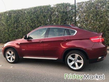 Bmw X6 Drive 50i Driven By Expat Lady In Kuwait Fridaymarket