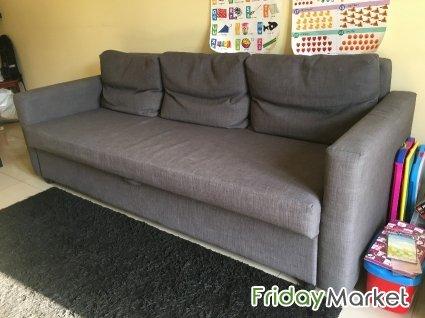 Ikea Sofa Bed For Sale In Kuwait Fridaymarket