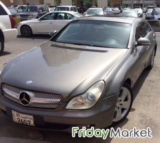 Buy Mercedes CLS 500 (Special Offer) Salwa Kuwait