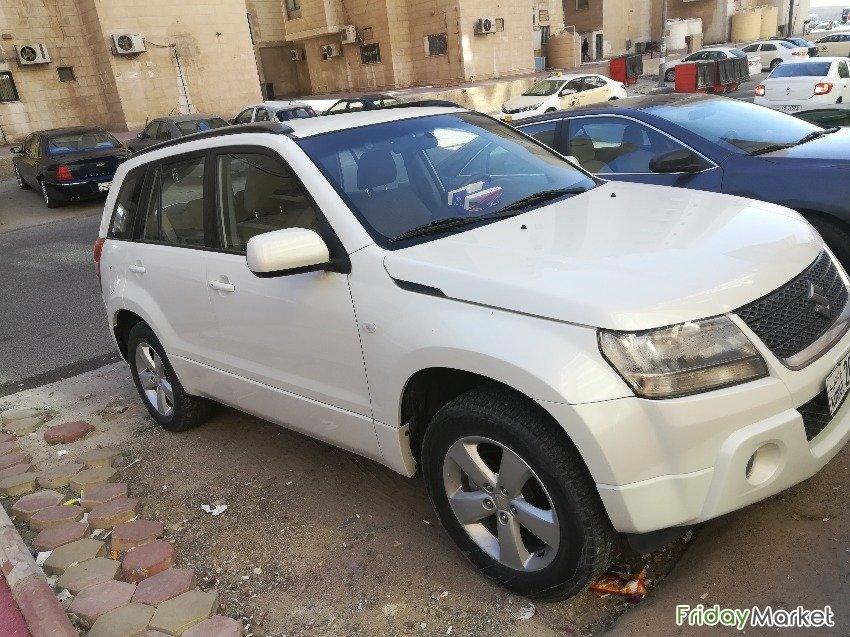 2012 Suzuki Grand Vitara Excellent Condition In Kuwait