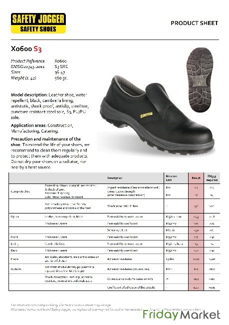 KNPC APPROVED SAFETY SHOES in Kuwait - FridayMarket