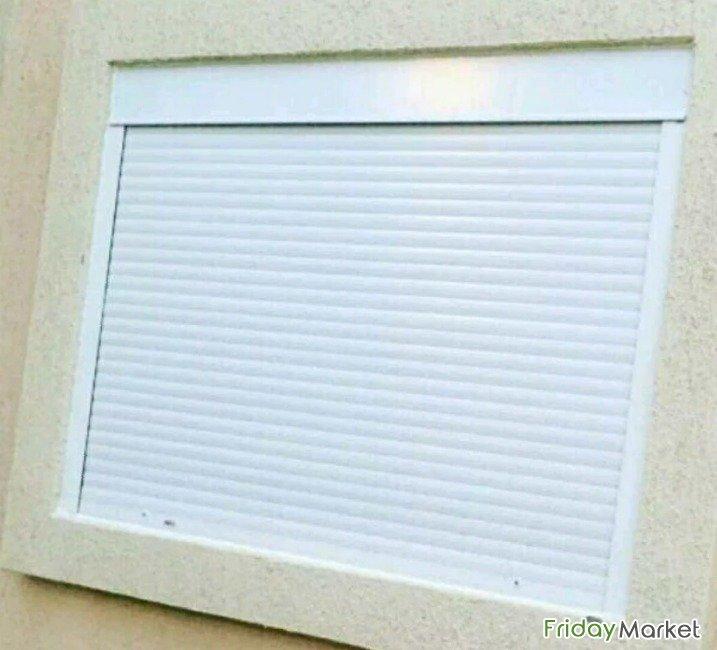 Aluminium shutter, doors, windows, kitchen new or repair in