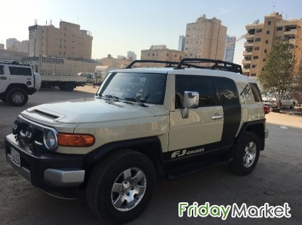 fj cruser for sale in kuwait fridaymarket