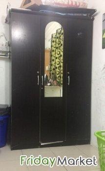 3 Door Cupboard for sale in Kuwait - FridayMarket