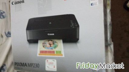 Canon printer PIXMA MP230 in Kuwait - FridayMarket