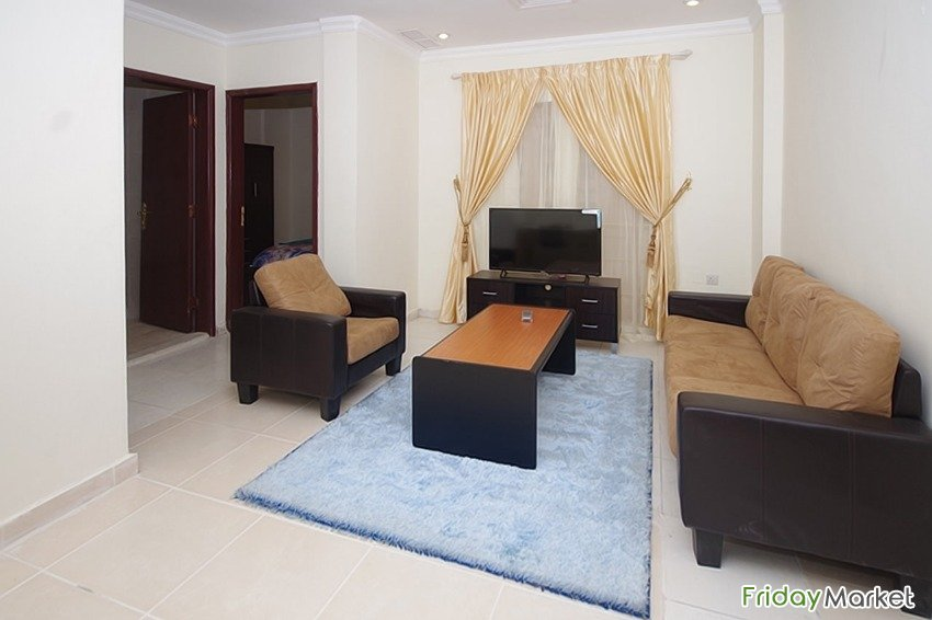 Fully Furnished Single Bedroom Apartment In Kuwait