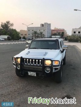Hummer 3 2007 Hawally Kuwait