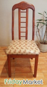 Dining Table With 6 Chairs For Sale In Kuwait