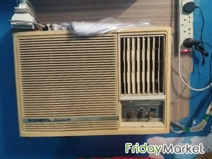 01d26d5ded4 window ac 2ton o general for sale in Kuwait - FridayMarket