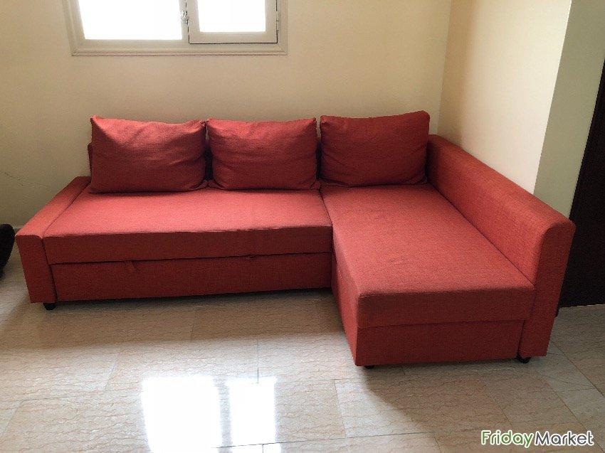 IKEA sofa cum bed for sale in Kuwait FridayMarket