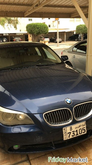 BMW 530i- Good Condition (Expat Owned Quick Sale) Salwa Kuwait