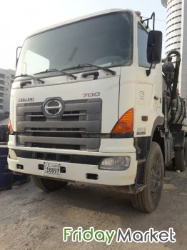Urgent Sell Of Trucks & Portable Toilets And Many Others Salmiya Kuwait