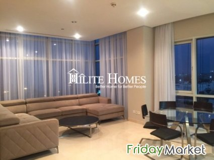 Furnished 3 Bedroom Apartment,Rent From KD 1300 Near Kuwait City Kuwait  City Kuwait