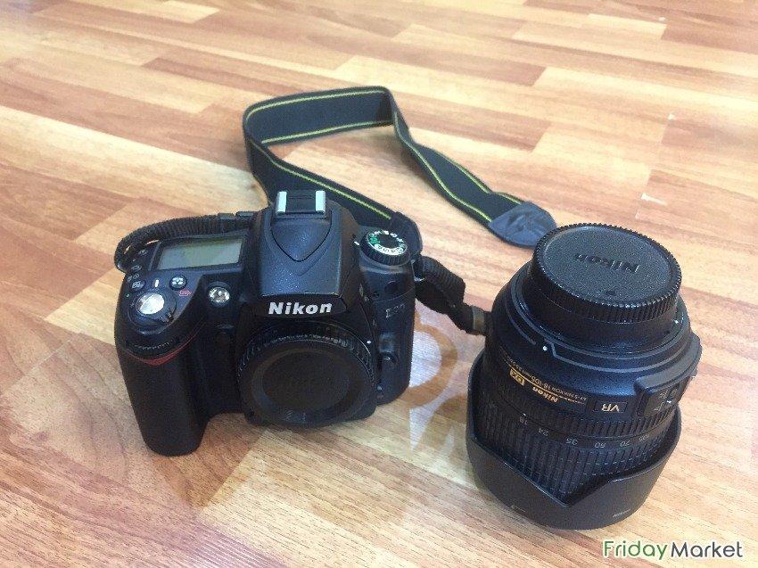 Dslr Camera Nikon D90 18 105 Vr Kit For Sale In Kuwait