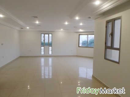 New, Beautiful & Massive 4 Bedroom Floor With Balcony In Abu Fatira. Fintas Kuwait