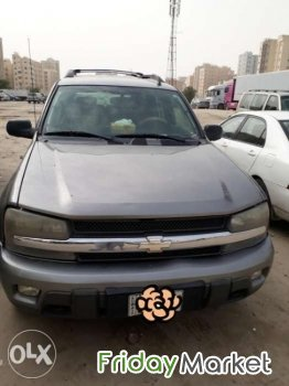 Trailblazer XL 2005 in Kuwait - FridayMarket