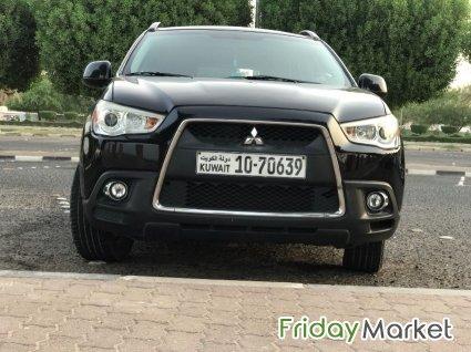 2011 Mitsubishi Asx Expat Leaving Urgent Sale In Kuwait