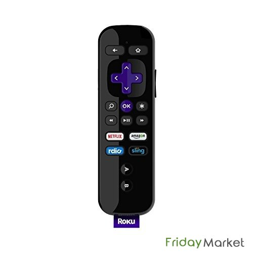 Roku 4 HD and 4K UHD Streaming Media Player with Wifi in