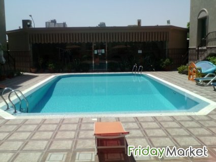 Lovely, Security & Stylish 2 Bedroom Apt With Pool & Gym In Fintas. Fintas Kuwait