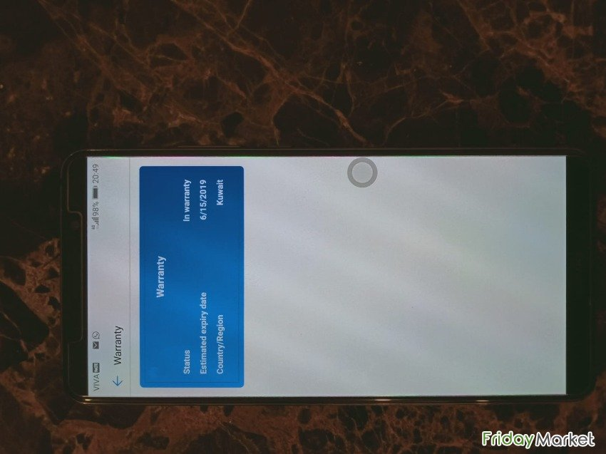Huawei Mate 10 Pro Selling Surprise Price in Kuwait - FridayMarket