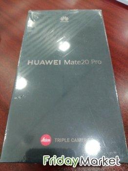 Huawei Mate 20 Pro 128GB RAM 6GB Twilight in Kuwait - FridayMarket