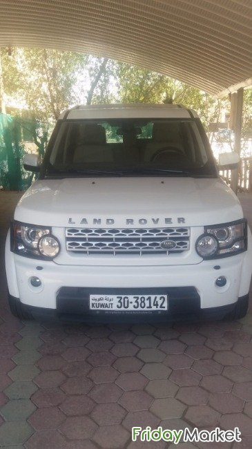2013 Land Rover For Sale (65000 KM Only ) Fintas Kuwait