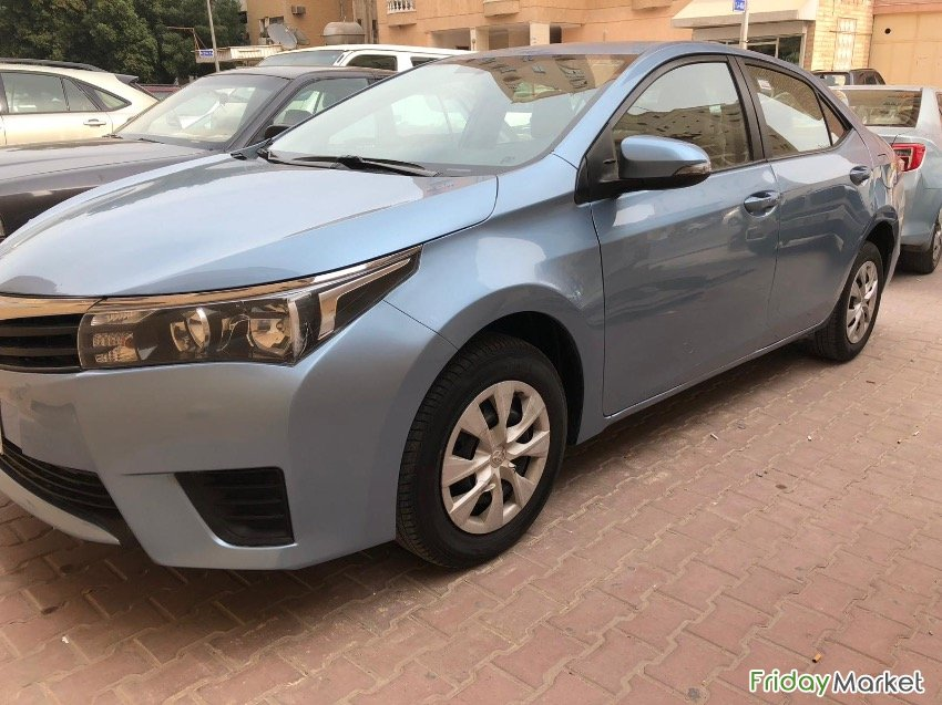 Toyota Corolla 2016 Xli Excellent Condition In Kuwait