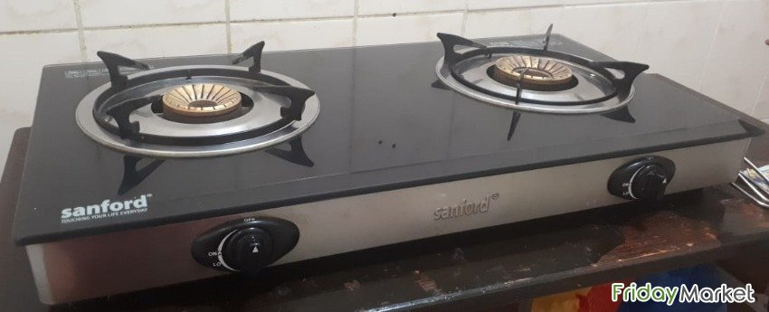 Gas Stove With Wooden Stand Fahaheel Kuwait