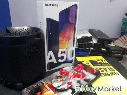 Brand New SAMSUNG A50 , Back Cover And Tempered Glass Free A Farwaniya Kuwait
