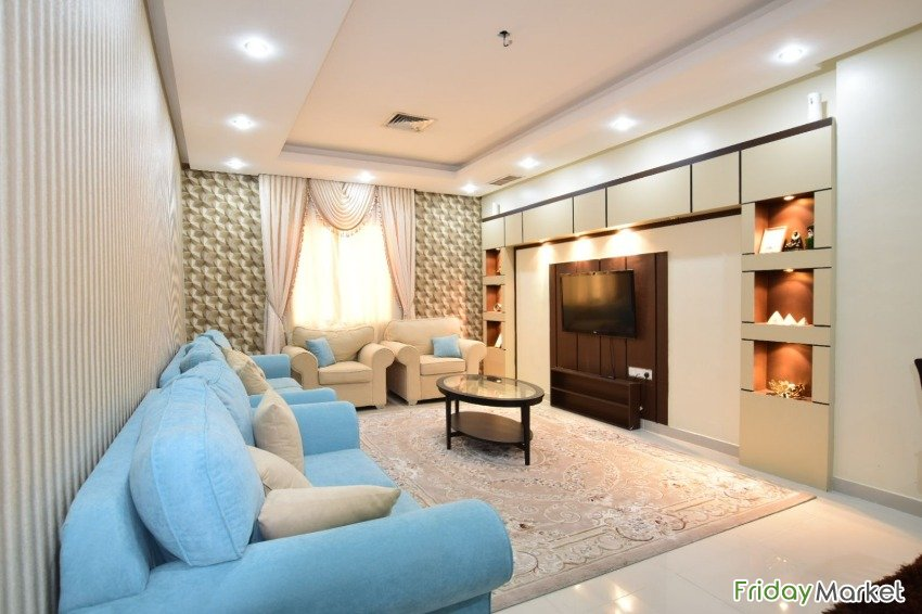 Big 3 Bedroom Fully Furnished Flat In Egaila -Ahmadi-Kuwait Kuwait City Kuwait
