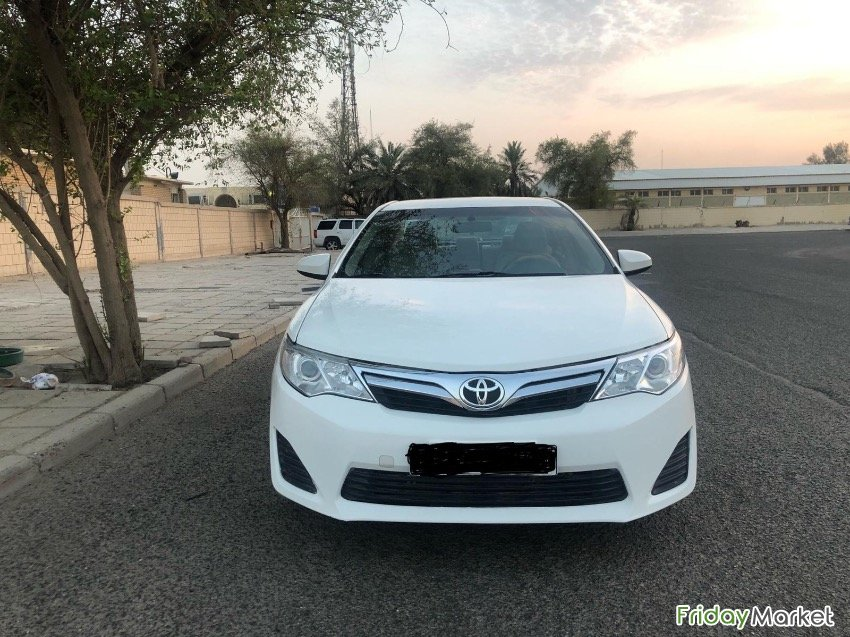 Toyota Camry 2013 GL Excellent Condition Salmiya Kuwait