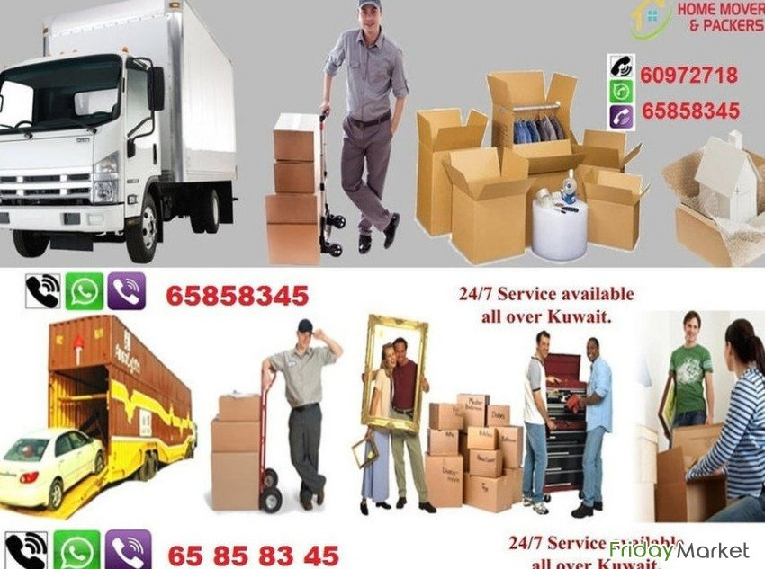 Professional Shifting -65858345,Movers And Packers Indian Team - Kuwai Reggai Kuwait
