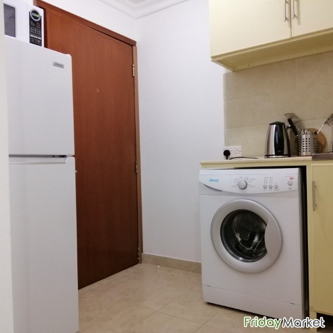 Studio Apartment For Rent Zetland: Furnished Studio Apartment For Rent In Riggae In Kuwait