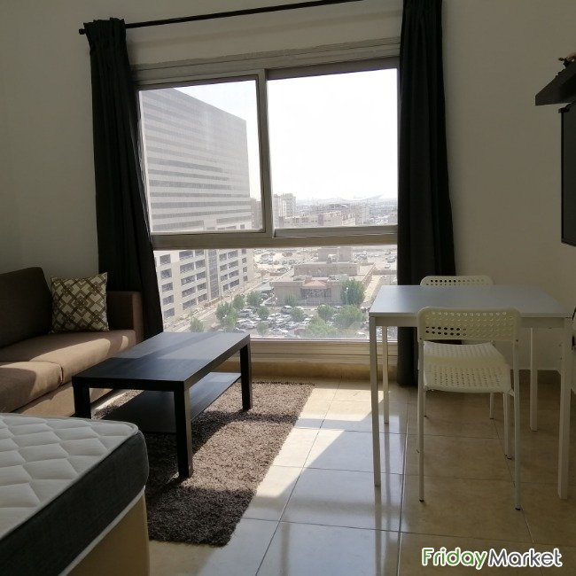 Furnished Studio Apartments: Furnished Studio Apartment For Rent In Riggae In Kuwait