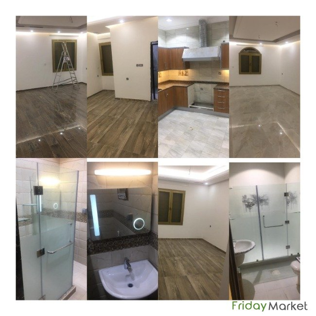 Villa For Rent In North Of Sulaibikhat ( Basement And