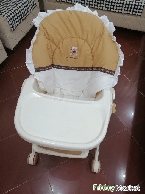 Baby Nutrition Chair For Sale In Excellent Condition Mangaf Kuwait