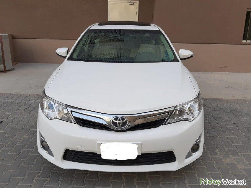Toyota Camry GLX Full Option 2014 Model Salmiya Kuwait