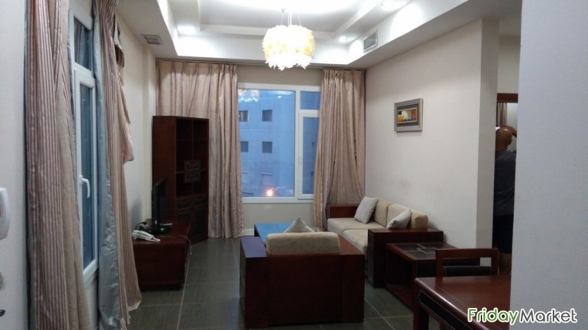 Sea Views Furnished 2 Bedroom Apartment For Rent In Mahboula. Mahbula Kuwait