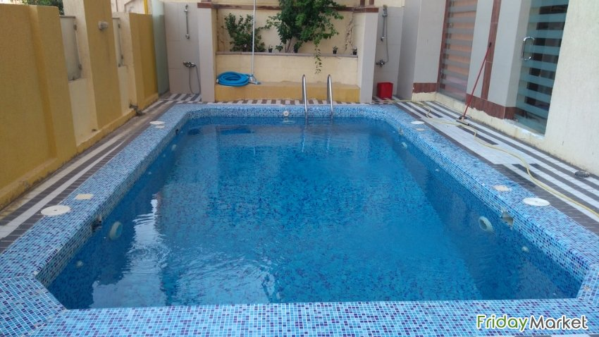 Lovely Furnished 1 Bedroom Apartment With Pool & Garden In Mahboula. Mahbula Kuwait