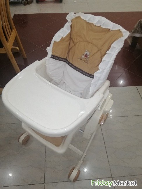 Baby Nutrition Rocking Chair For Sale In Excellent Condition Mangaf Kuwait