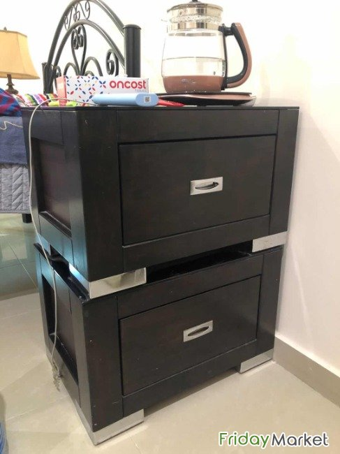 Cabinets:5 Small And 1 Big For Sale Fintas Kuwait