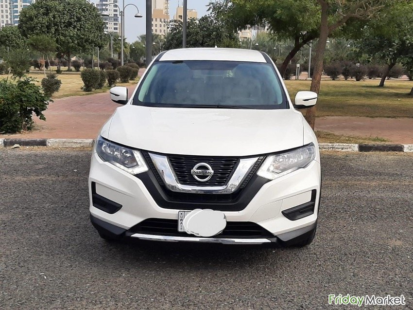 Nissan X-Trail 2020 Excellent Condition Salmiya Kuwait