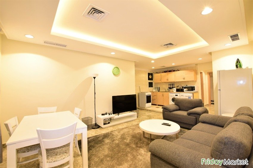 Big Two Bedroom Fully Furnished Flat In Fintas Fintas Kuwait