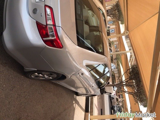 Toyota Camry 2015 Silver Color Excellent Condition For Urgent Sale Salmiya Kuwait